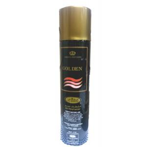 Golden Air Freshener