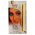 Khojati Kohl Herbal Eye Pencil in Black Colour.